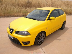 Ibiza CUPRA R TDI Big Turbo