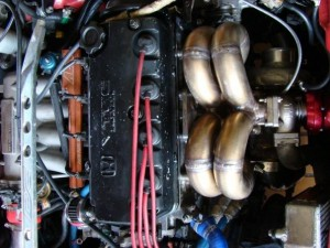 Honda Civic 1,6 Vtec con Turbo modificado, Ideal para continuar proyecto!!