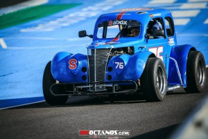 VENDO LEGEND CAR CON REMOLQUE 5000€