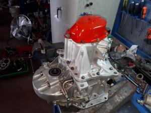 Caja BE4R para motor TU con 12x68........