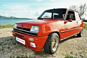 Se vende Renault 5 Copa Turbo (Alpine Turbo)