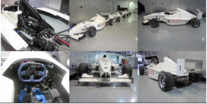 3* FORMULA BMW – READY TO RUN – ONLY 1500KM