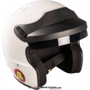 Casco Jet Of Rally Beltenick