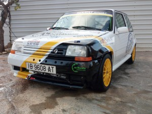 Se vende super5 gt turbo