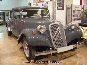 CITROEN TRACTION 11 BL - AÑO 1954