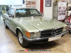 MERCEDES BENZ 450 SLC C107 - 1976