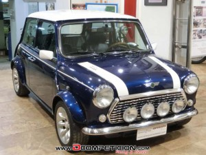 ROVER MINI 1,3 COOPER BLUE STAR - AÑO 1996
