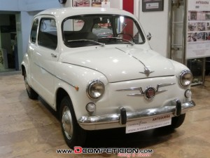 SEAT 600 D SERIE 1 - AÑO 1966