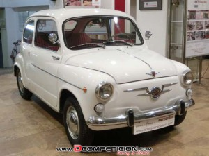 SEAT 600 D SERIE 2 - AÑO 1969