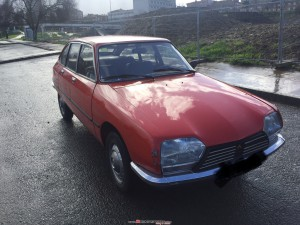 Citroen gs club