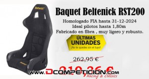 Baquet Beltenick RST200