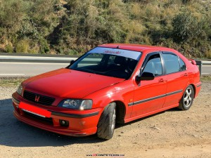 Honda civic 1.8 mb6