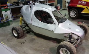 DEMON CAR KARTCROSS