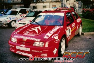 ZX kit car maxi official 1996