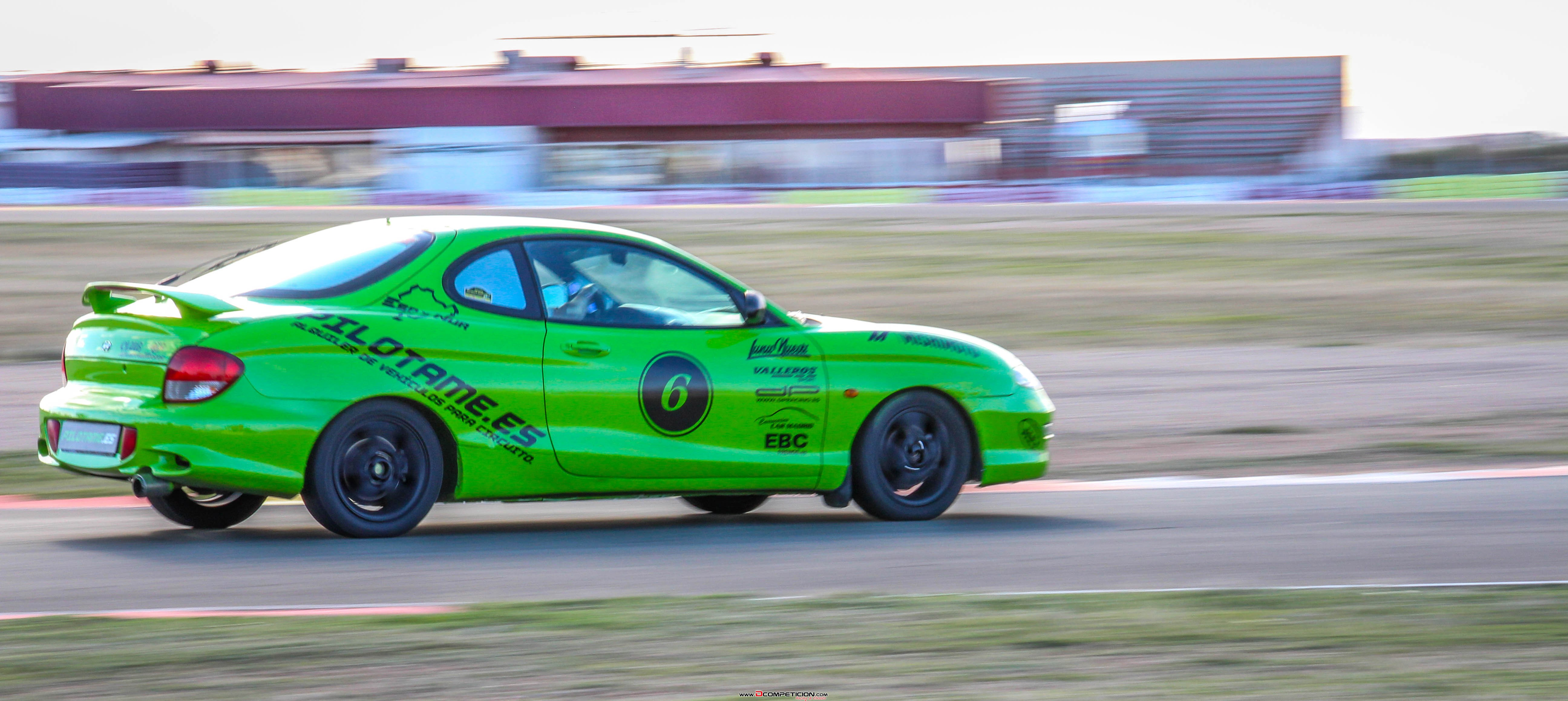 Hyundai Coupe LCC CUP