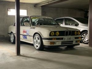 BMW 325i Coupe E30