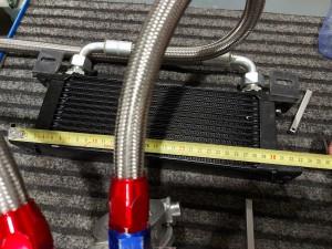 Kit de radiador universal