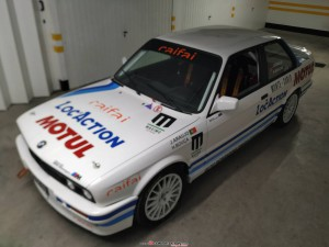 Bmw E30 full rally