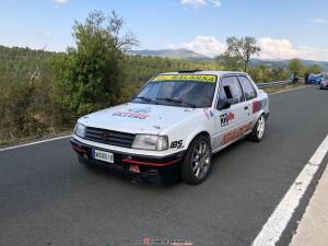 Peugeot 309 GTI motor 2.0 16V