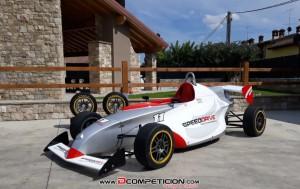 Coche Renault Formula 3 Sport 1400cc