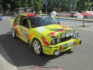 SE VENDE BMW E30 RALLY LOOK M3 E30
