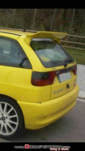 ALERON KIT CAR SEAT IBIZA