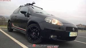 FIAT - GRANDE PUNTO TURBO YET SPORT
